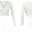 DIANA TOP WHITE