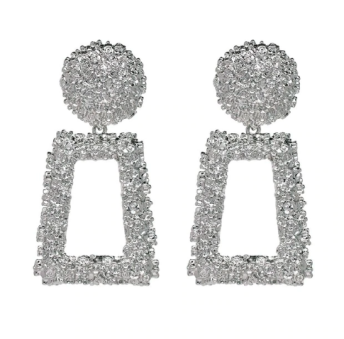 VINTAGE EARRINGS SILVER