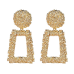VINTAGE EARRINGS GOLD