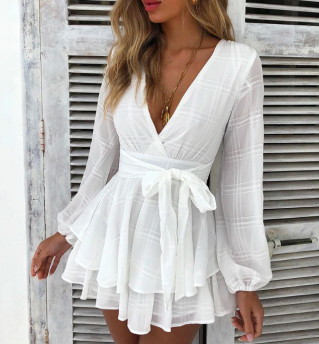 SUMMER DREAM DRESS WHITE