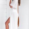SANTORINI BEACH DRESS