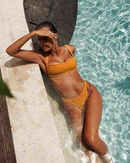 GOLD COAST YELLOW - BIKINI