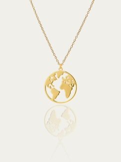 GOLD WORLD NECKLACE