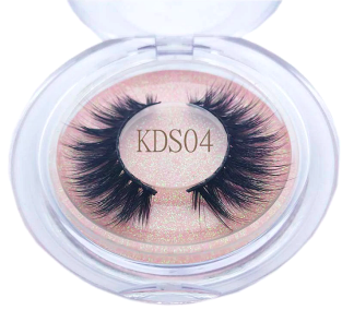 LUXURY FAUX MINK LASHES 3D - KDS04