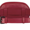 SKINNY BELT BAG RED
