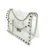 CLARY CLEAR BAG STUDDED