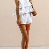 MOLLY TWO PIECE SET WHITE