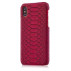 IPHONE CASE CROCO RED