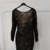 GLOW DRESS BLACK