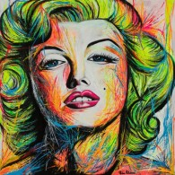 MARILYN MONROE - LIMITED EDITION PRINT