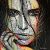 VALENTINA - LIMITED EDITION PRINT - Unframed: Rolled in a Tube With Acid - Free Backing