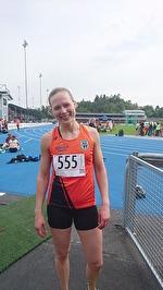 Fredrika Karlsson på Sayo