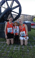 Isabell, Emelie och Malin