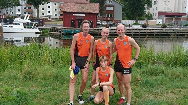 Mikael Tennare, Malin Besson, Jörgen Lindh, Anna Lindh