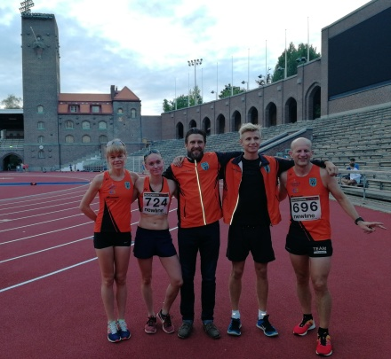 Anna, Malin, Tomas, Emil och Jörgen
