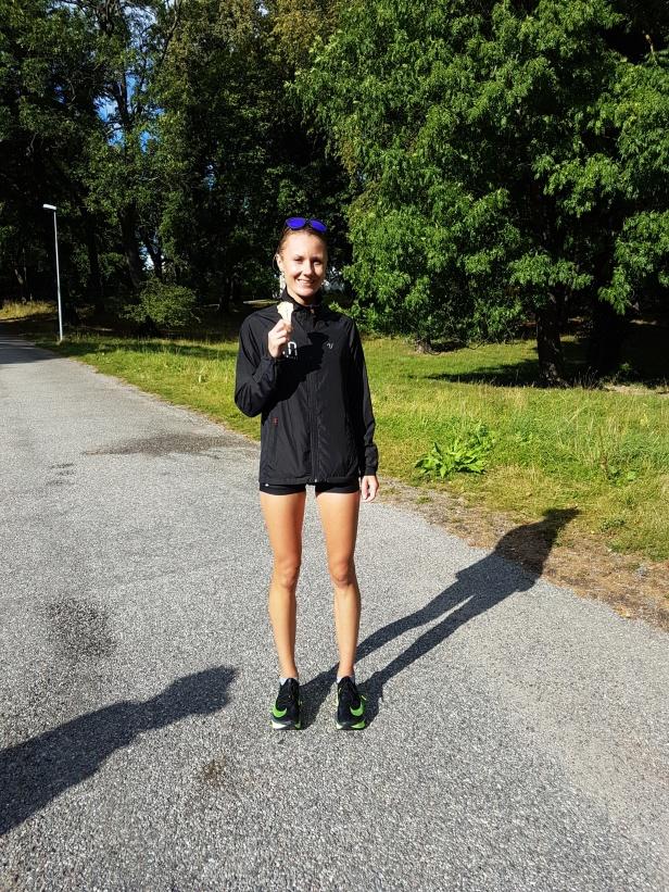 Carolina Wikström, LK Roslagen, svensk mästarinna 2020