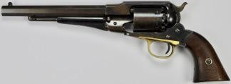 Remington New Model Army Revolver, #103489 -