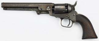 Colt Model 1849 Pocket Revolver, Later London-made, #6996 -