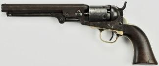 Colt Model 1849 Pocket Revolver, #130065 -