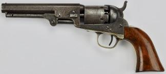 Colt Model 1849 Pocket Revolver, #144901 -