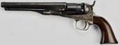 Colt Model 1862 Police Revolver, #9109