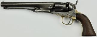 Colt Model 1862 Police Revolver, #15282 -