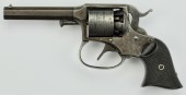 Remington-Rider Pocket Model Revolver, #104