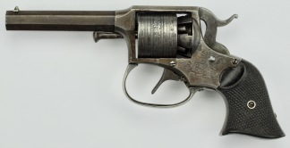 Remington-Rider Pocket Model Revolver, #104 -