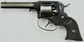 Remington-Rider Pocket Model Revolver, #1224 -