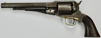 Remington New Model Army Revolver, #17355 -