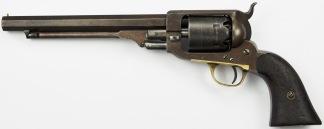 Whitney Navy Model Revolver, #19537 -