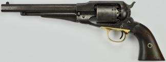 Remington New Model Army Revolver, #79689 -