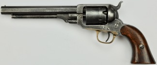 Whitney Pocket Model Percussion Revolver, Second Model, 1st Type, #5775 -