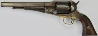 Remington New Model Army Revolver, #15122 -