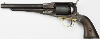 Remington Model 1861 Navy Revolver, #22236 -