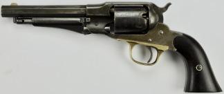 Remington New Model Police Revolver, #6168 -