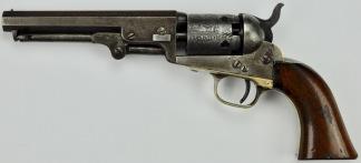 Colt Model 1849 Pocket Revolver, #101577 -