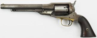 Remington-Beals Navy Model Revolver, #13830 -
