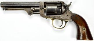 W. W. Marston Pocket Model Revolver, #S9098 -