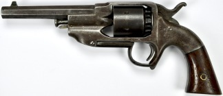 Allen & Wheelock Center Hammer Navy Revolver, #180 -