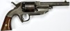 Allen & Wheelock Center Hammer Navy Revolver, #180