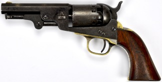 Manhattan 36 Caliber Model Revolver, #542 -