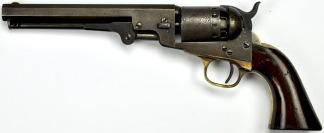 Manhattan 36 Caliber Model Revolver, #5991 -
