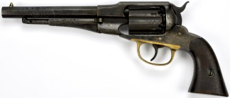 Remington-Rider Double Action New Model Belt Revolver, #734 -