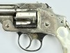 S&W 38 Safety Third Model D.A. Revolver, #84004