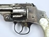 S&W 38 Safety Third Model D.A. Revolver, #86662
