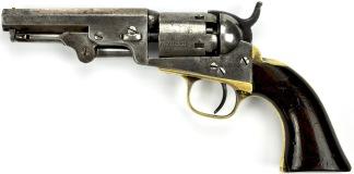Colt Model 1849 Pocket Revolver, #223705 -