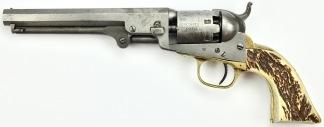 Colt Model 1849 Pocket Revolver, #203924 -