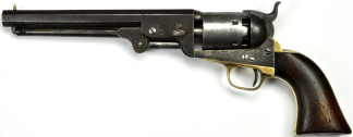 Colt Model 1851 Navy Revolver, #40642 -