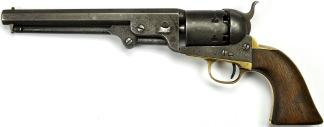 Colt Model 1851 Navy Revolver, #83900 -